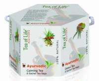 Подарочный набор чая Tea of Life Аюрведа Шестиугольник