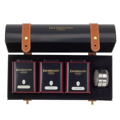 Подарочный чайный набор Dammann D-tube Туба