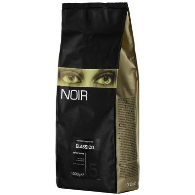 Кофе Noir Classico в зернах 1 кг