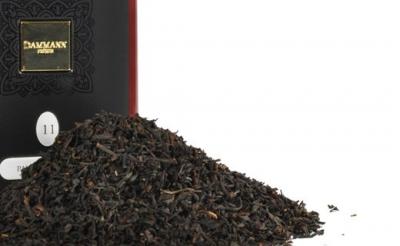 Чай черный Dammann The Paul et Virginie (Дамман Поль и Вирджиния) листовой в жестяной банке 100 гр.