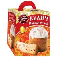Кулич Хлебный Спас Праздничный 430 г