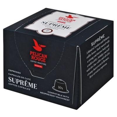 Кофе Pelican Rouge Supreme в капсулах системы Nespresso 10 шт