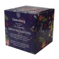 Чай Gutenberg черный Цейлон Ува Кристонбу OPI в пирамидках
