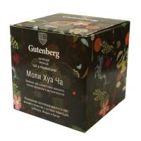 Чай Gutenberg зеленый Моли ХуаЧа (классический с жасмином) в пирамидке