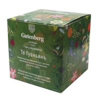 Чай Gutenberg улун Те Гуаньинь (Богиня Милосердия) в пирамидках