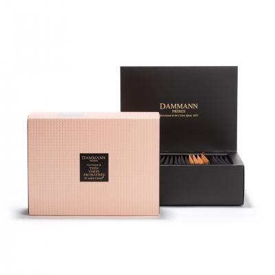 Подарочный набор чая Dammann Quartz