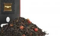 Чай черный Dammann The 4 Fruit Rouges (Дамман Четыре красных фрукта) листовой в жестяной банке 100гр.