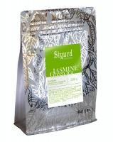 Чайзеленый листовой Sigurd Jasmine Tea китайский с жасмином 200 г