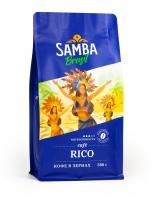 Кофе взернах Samba Rico 500 г