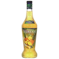 Сироп Vedrenne Ananas (Ананас) 0.7 л