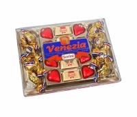 """Конфеты Sorini """"Venezia"""" Ассорти шоколадных пралине 190 г"""