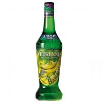 Сироп Vedrenne Banane Verte (Зеленый банан) 0.7 л