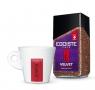 Кофе сублимированный Egoiste Velvet 95 г + кофейная керамическая чашка Egoiste