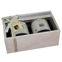 Органический белый чай Tea of Life в пакетиках в подарочной упаковке