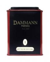 Чай черный Dammann The Gout Russe (Дамманн Русский Вкус) в жестяной банке 30 гр
