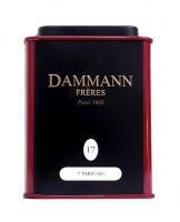 Чай черный Dammann The 7 Parfums ( Дамман 7 Ароматов) в жестяной банке 30 гр