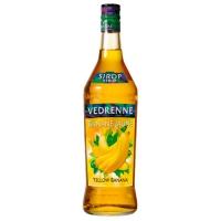 Сироп Vedrenne Banane Jaune (Желтый банан) 1 л
